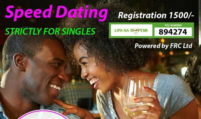 speed dating events over 60