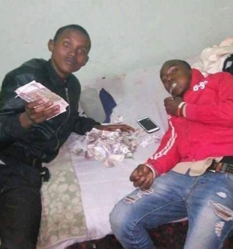 teenage criminals