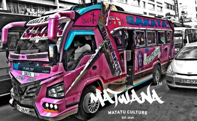 Fresh and Exciting New Series 'Matatu Matwana Culture