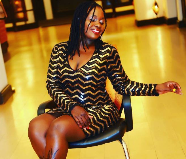 PHOTO – You Won't Believe This is Where Nyota Ndogo Used to Sleep Before  the Fame