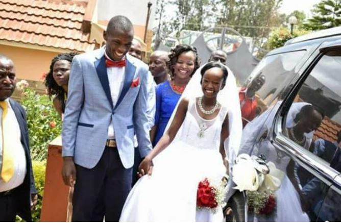 PHOTOS – Sh100 Wedding Couple Welcome Bouncing Baby Boy