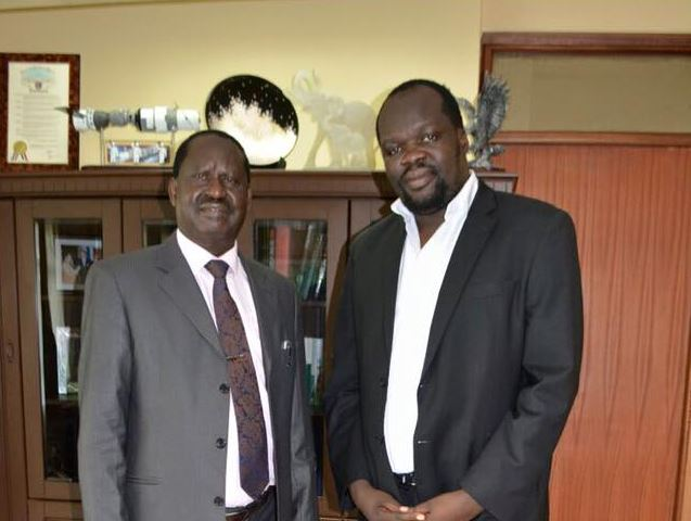 What Happened? Why is Robert Alai Attacking Raila?
