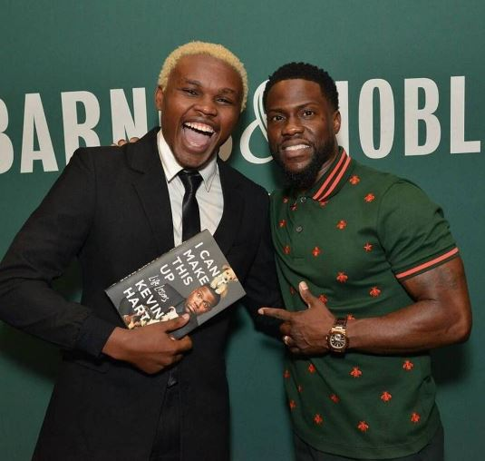 meet the comedian kevin hart