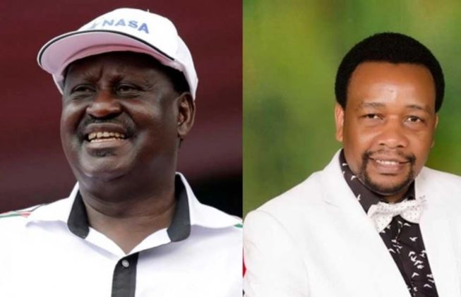 City Preacher to Sue Raila for Calling on Women to Deny Their Husbands Conjugal Rights