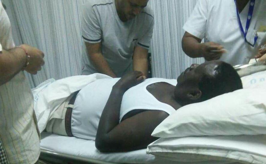 'Dehydrated' Raila Briefly Hospitalized in Mombasa