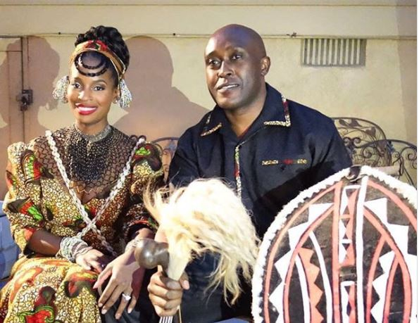 PHOTOS – Real Housewives of Atlanta star Shamea Morton Weds Kenyan Businessman