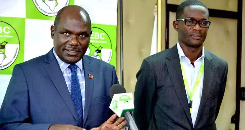 Fighting Fire With Fire: IEBC Files 54,000 Pages of Evidence