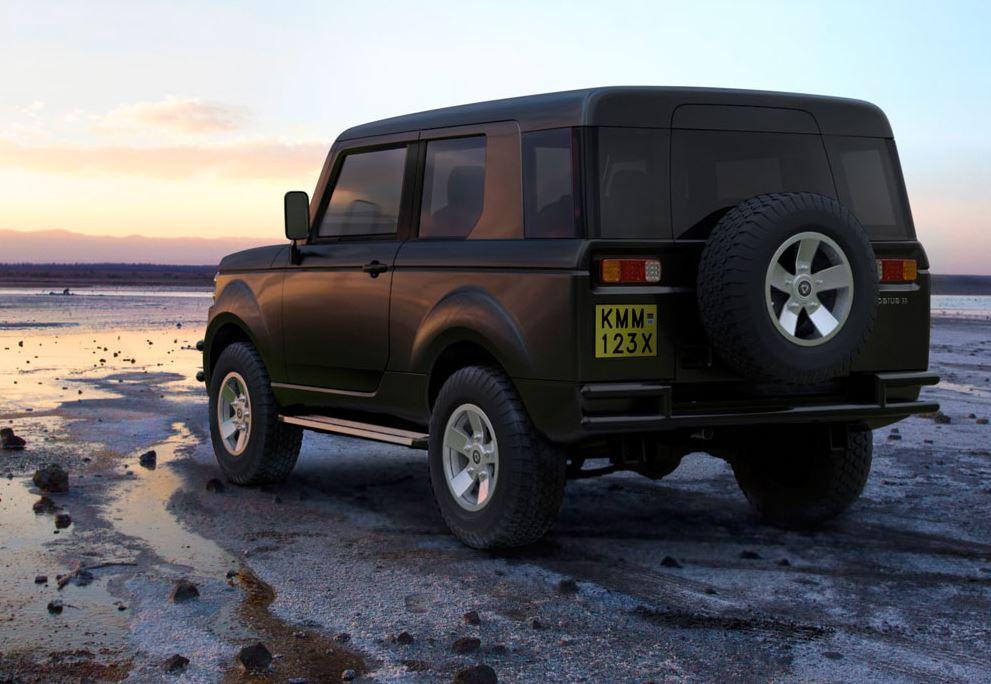 Mobius  Car Kenya