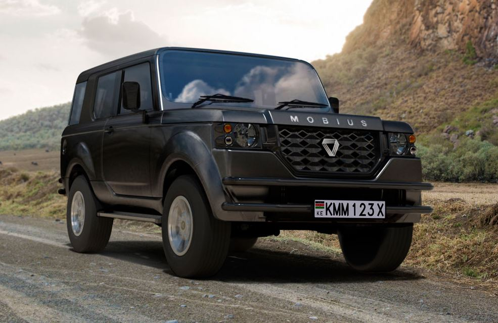 photos the new 39 made in kenya 39 mobius 2 car is actually very beautiful. Black Bedroom Furniture Sets. Home Design Ideas