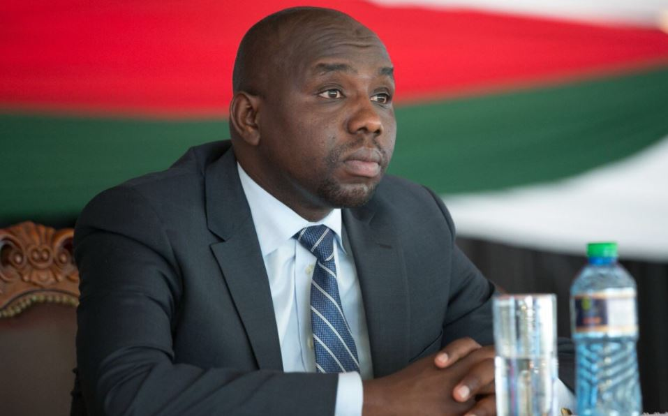 "Murkomen: ""Raila Planning To Drop Out of Race Any Time from Now"""