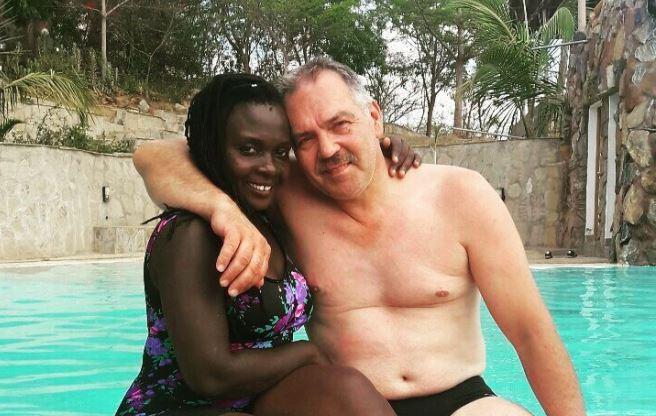 Image result for nyota ndogo's danish husband