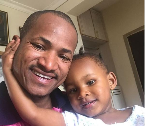 Image result for BABU OWINO and his father