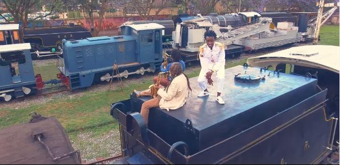 VIDEO: Bahati Returns With New Feel-Good Hit Dubbed 'Lala Amka'