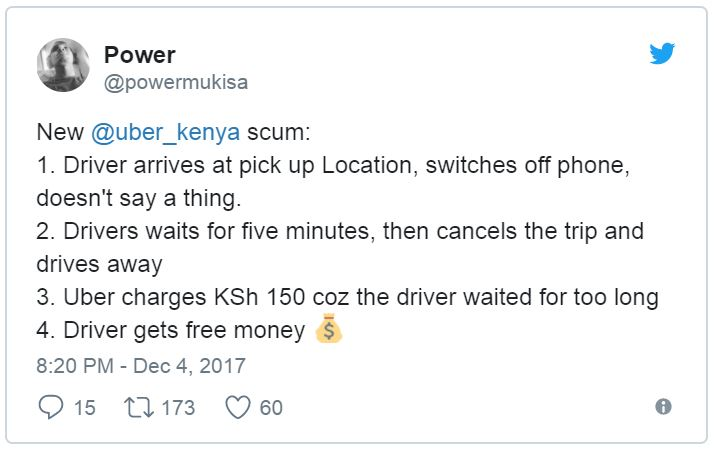 Sh150 Cancellation Fee Scam: Why Uber Needs To Tame Rogue