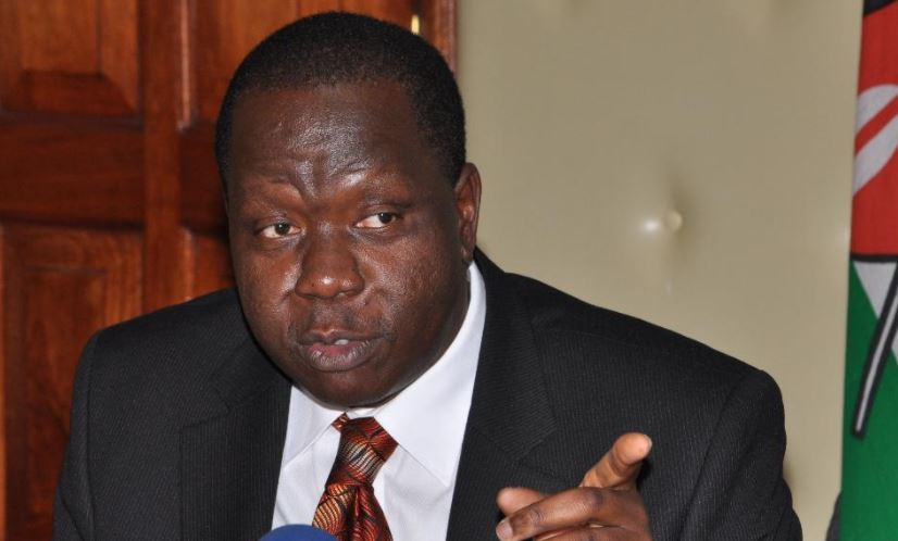 matiangi - CS Matiang'i Hails Ongoing War against Gambling, Urges Kenyans to Join Govt in Fight against Betting