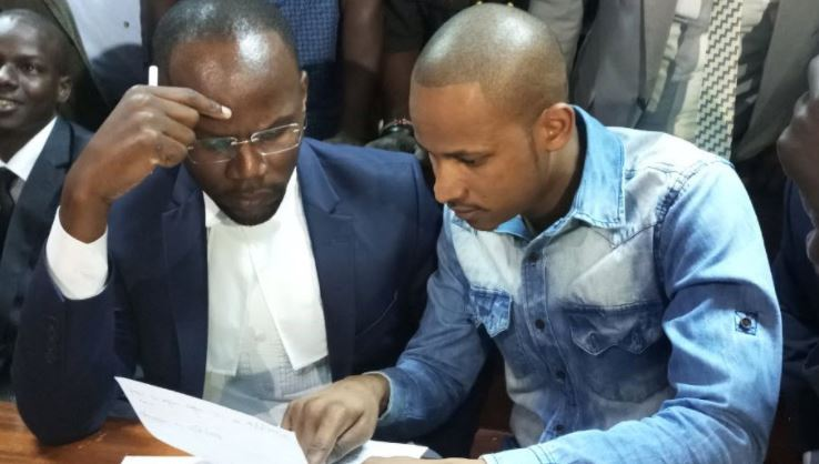 Image result for BABU OWINO election petition