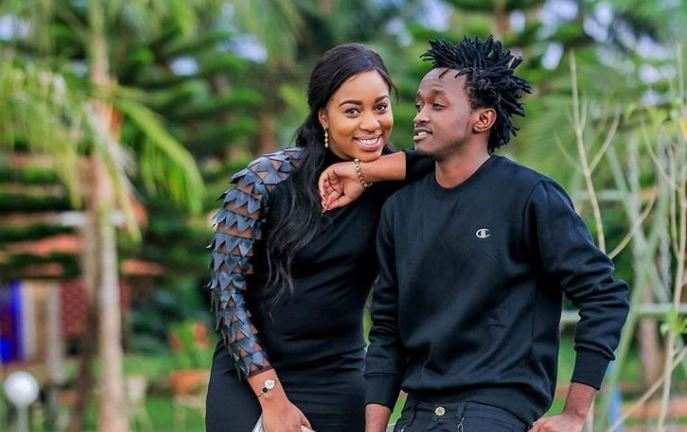 Bahati Dedicates New Song to Diana After Alleged Breakup