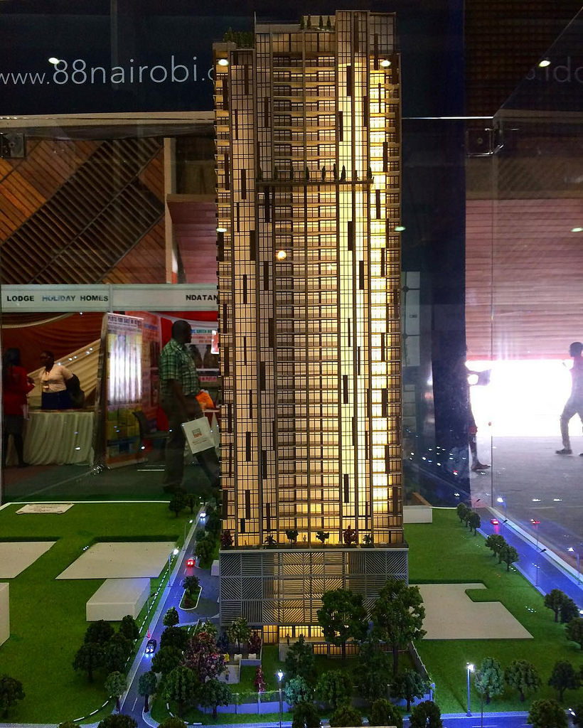 STUNNING PHOTOS of Proposed Africa\'s Tallest Residential Luxury ...
