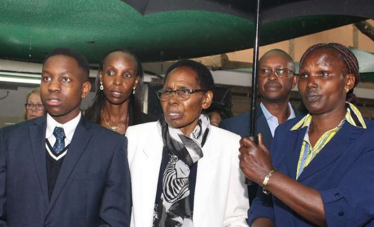 Compensate Matiba's Family as Ordered, Rights Group Tells ...