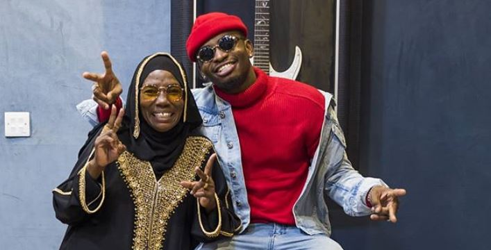 PHOTOS: Diamond Platnumz Reconciles With Mom, To Launch Reality TV Show