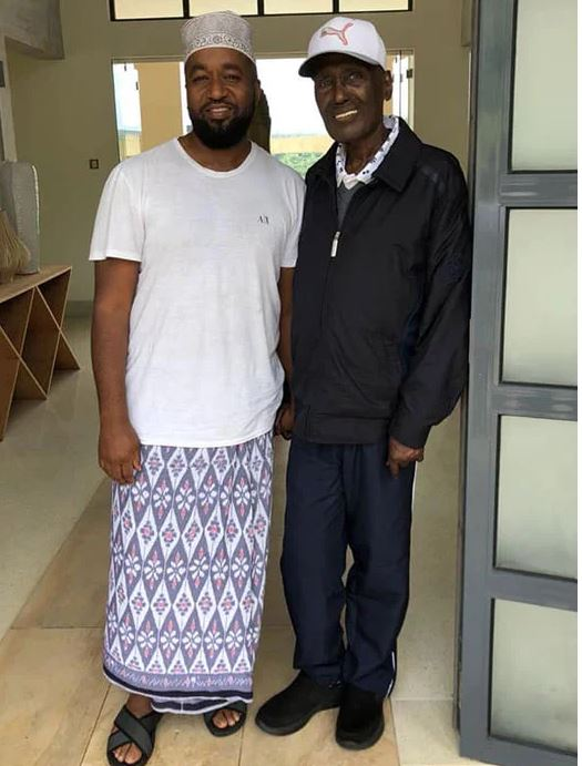 He Looks Much Better Netizens React To Chris Kirubi S Latest Photo