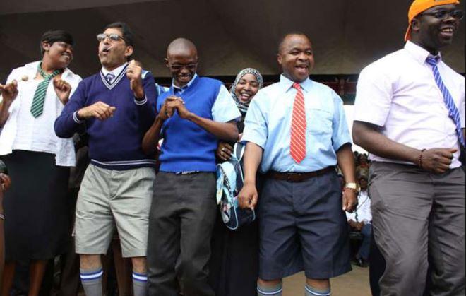 Image result for School Uniforms in Kenya