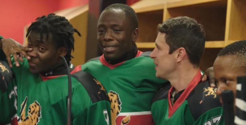 Crosby, MacKinnon help Tim Hortons surprise Kenya's hockey pioneers