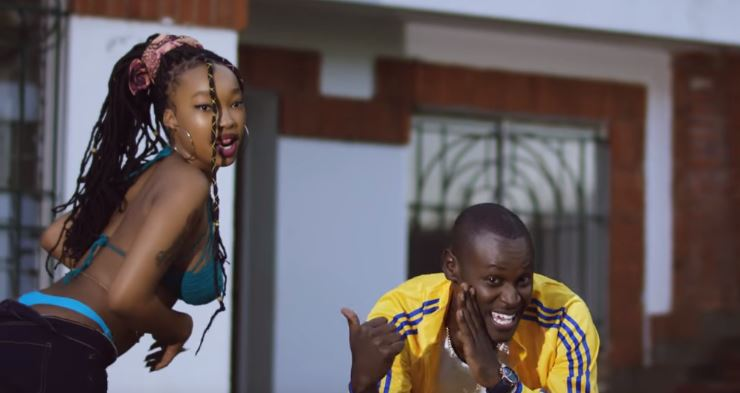 King Kaka Parties with Bevy of Beauties in New Music Video