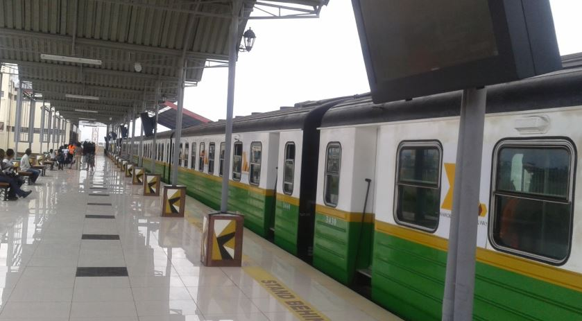 Image result for Government Plan to Introduce Commuter Trains in Nairobi