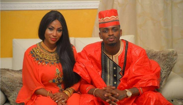 Diamond's Sister Esma Platnumz Endorses Tanasha Donna But on