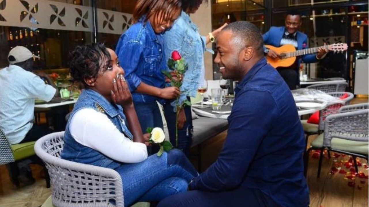 Jacque Maribe Keeps One Photo of Jowie Irungu after Clearing Instagram