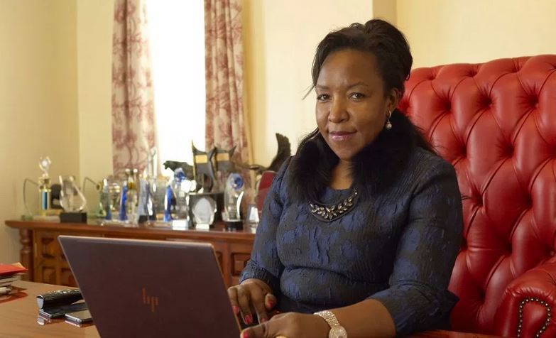 kagure - Agnes Kagure: City Businesswoman Shares Rags to Riches Story and More…