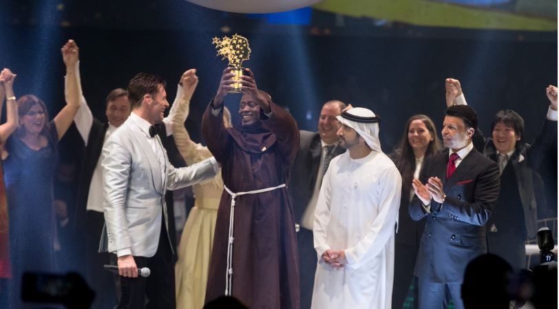 Kenyan teacher Peter Tabichi wins Sh100mn Global Teacher Prize