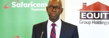 Bob Collymore resignation