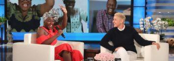 Achieng Ellen DeGeneres