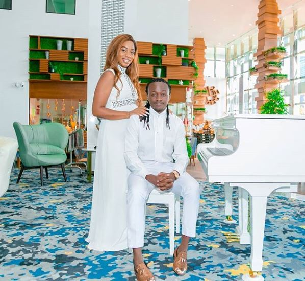 I Used to Chew Gum to Mask Alcohol Smell from Bahati, Diana