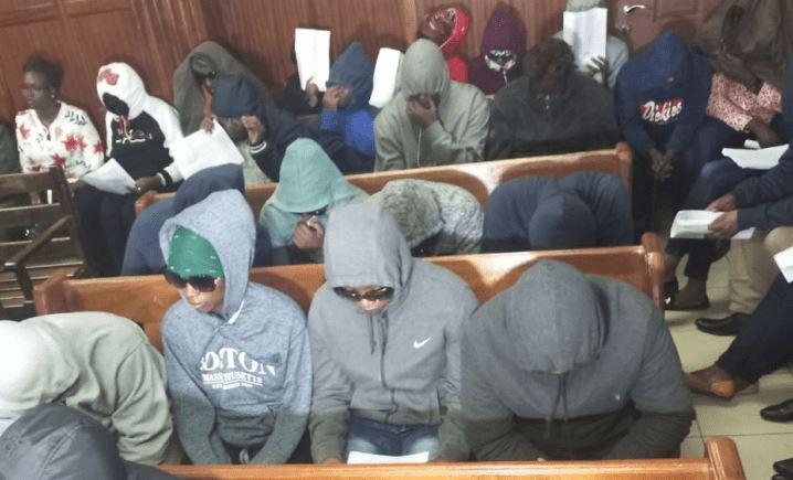 CJ Maraga Bans Hoodies and Dark Glasses in Courtrooms