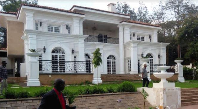 Jared Otieno House