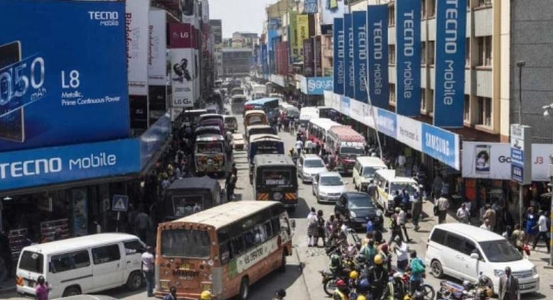 luthuli avenue - Why Nairobi's Luthuli Avenue Will Be Closed for 2 Weeks