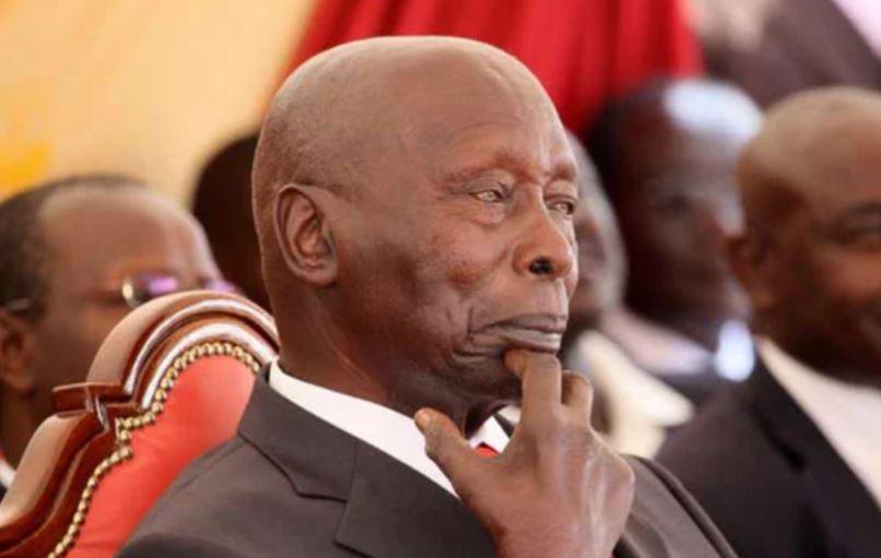 Grabbing Widow's Land Costs Former President Moi Sh1 BILLION Fine