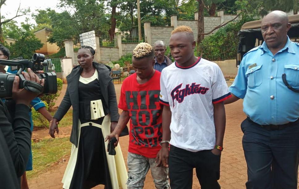Pauline Wangari's Suspected Murderer Stabs Himself in Attempted Suicide