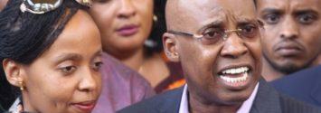 Jimmy Wanjigi, Nation Media