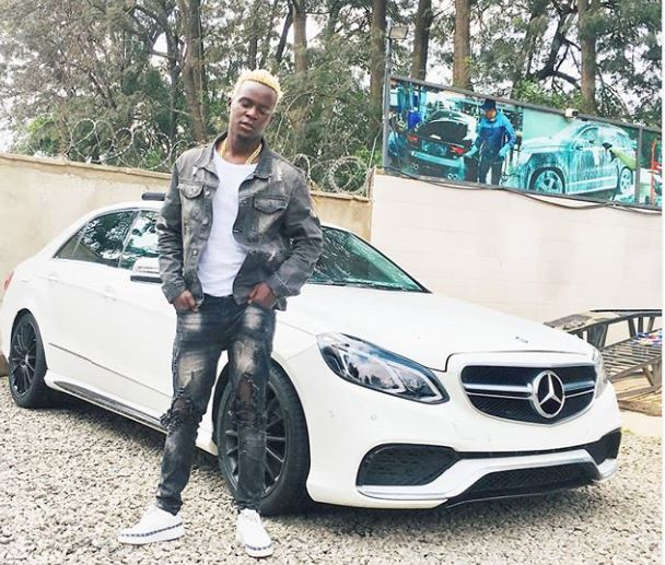 Khaligraph Jones Wants to Sell His Ride Because of Willy Paul ...