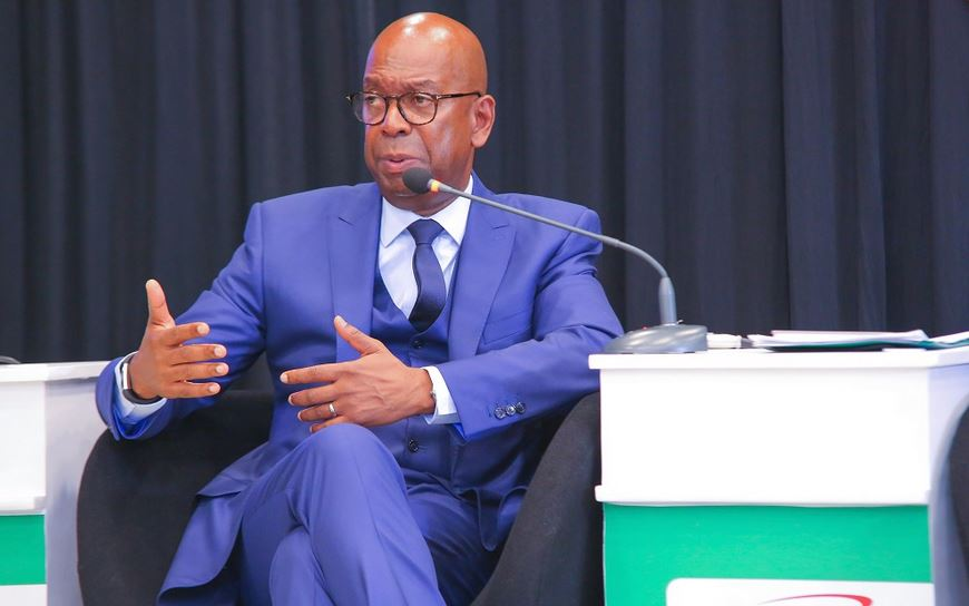 Bob Collymore1 - Bob Collymore Knew He Had Just Weeks To Live