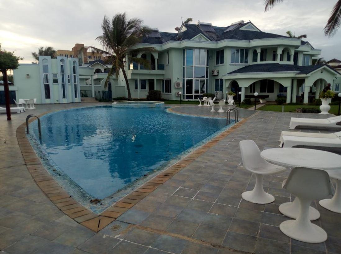 Punjani house 1 - PHOTOS of Mombasa Tycoon Ali Punjani's Magnificent House