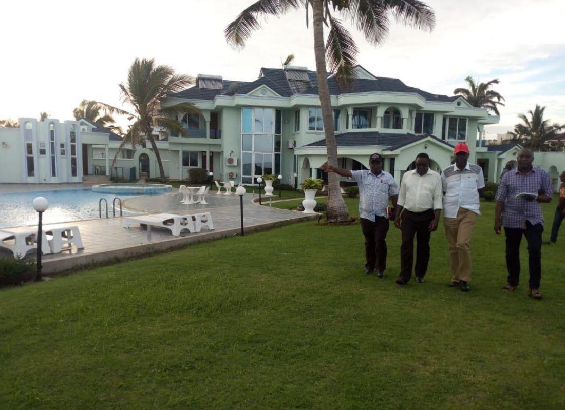 Punjani house 3 - PHOTOS of Mombasa Tycoon Ali Punjani's Magnificent House