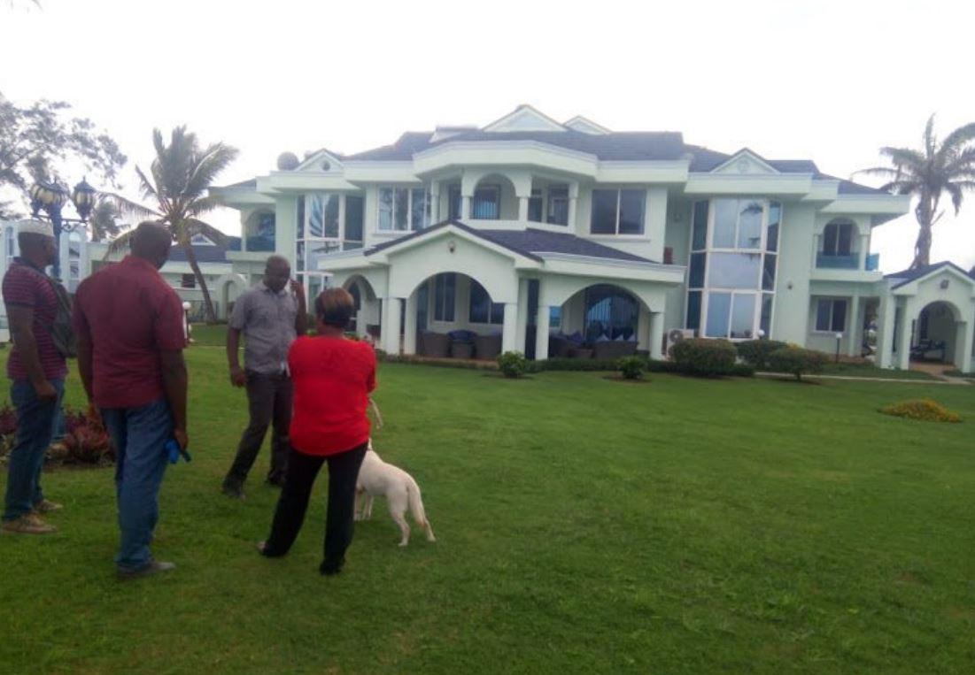 Punjani house 4 - PHOTOS of Mombasa Tycoon Ali Punjani's Magnificent House