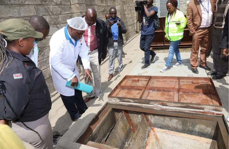 daima - Milk Processing Plant in Nairobi Shut Down After Raid By NEMA