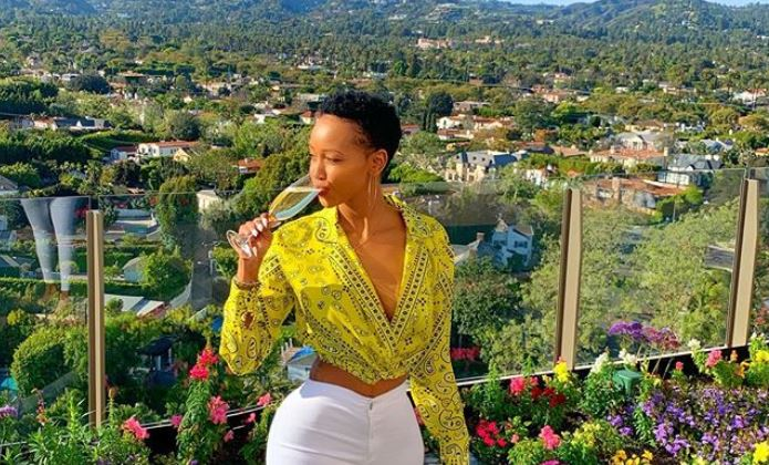 What Huddah Would Do for Kenyan Youth if She Were President