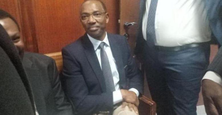 kariuki - Billionaire Tycoon Humphrey Kariuki Re-arrested 'Over Alleged Illegal Importation of Ethanol'